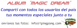 Nueva Sección: TU ALBUM 2.0 MAGIC DREAM POOL